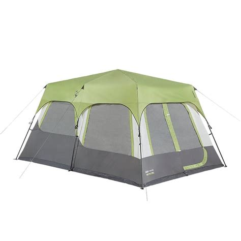 coleman 10 person instant cabin tent coleman instant cabin 10 person tent fontana sports