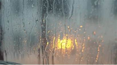 Rain Animated Window Pouring Wattpad Rainy Lluvia
