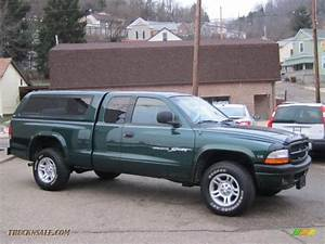Sport 2000 Gray : 2000 dodge dakota sport extended cab 4x4 in forest green pearl photo 2 796751 truck n 39 sale ~ Gottalentnigeria.com Avis de Voitures