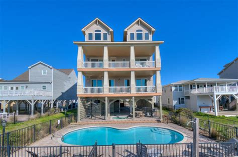 Myrtle Rental Houses by You Only Live Once Yolo Crescent Oceanfront