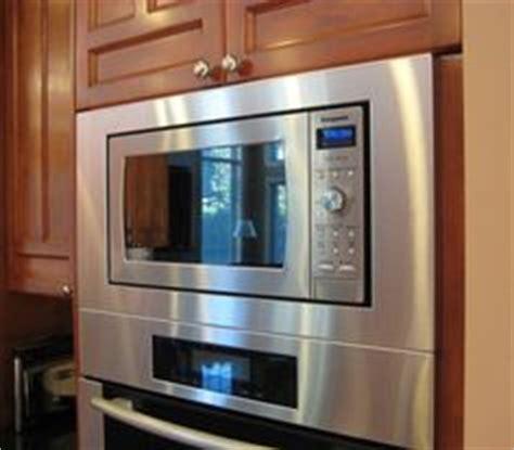 microwave kitchen cabinet panasonic 24 quot microwave trim kit trimkits usa microwave 4121
