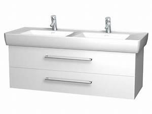 Großes Waschbecken Mit Unterschrank : laufen pro doppel waschbecken inkl unterschrank badm bel 130x54c ~ Bigdaddyawards.com Haus und Dekorationen
