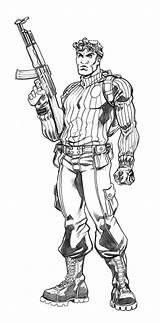 Joe Gi Deviantart Plague Vengeance Robertatkins Snake Eyes Drawings Coloring Baroness Sketches Atkins Turnaround Interrogator Robert Thejeremydale Gijoe sketch template