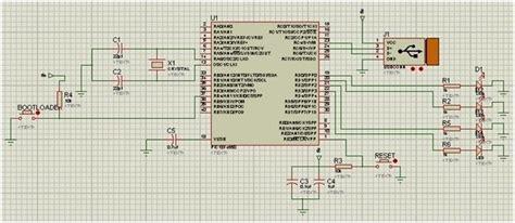 usb interfacing  pic microcontroller  code