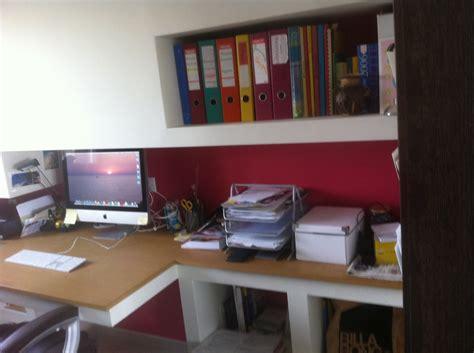 plan de travail bureau sur mesure plan de travail pour bureau sur mesure 28 images