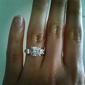 show me your bargain ebay pawn shop rings weddingbee With pawning a wedding ring