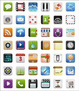 17 Application Icons Images - Application Folder Icon, Web ...