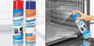 Wie Reinigt Man Backofen : zekol reiniger spray von aldi s d ~ Markanthonyermac.com Haus und Dekorationen