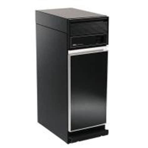 lowes ge profile built  trash compactor kitchen appliances