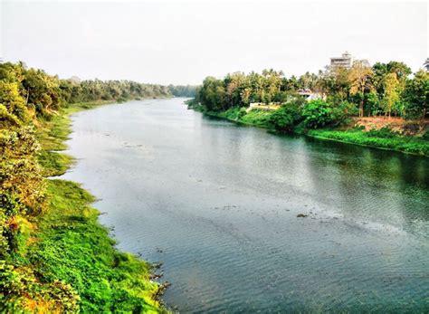 chalakudi river rivers  thrissur kerala kerala