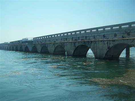 bridge fishing keys florida harbor toms bridges key cudamanadventures