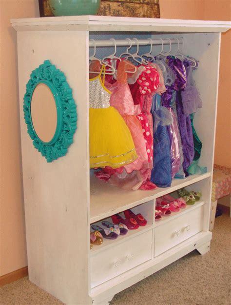 dress  cabinet   entertainment center girls