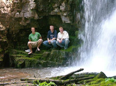 Echo, Lichen, Vivian, And Resumidero Falls