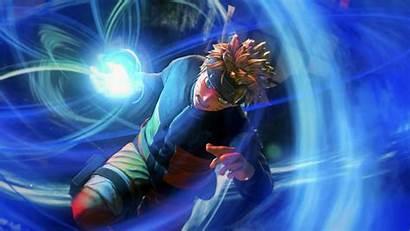 Naruto Wallpapers Jump Rasengan Force 4k Fondos