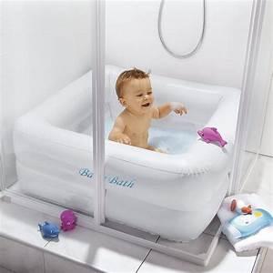 Baignoire Douche Enfant : choisir une baignoire b b pour cabine de douche blog b b ~ Nature-et-papiers.com Idées de Décoration