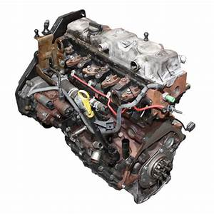 Ford Mondeo Mk4 2 0 Tdci Bare Engine Qxba 2007