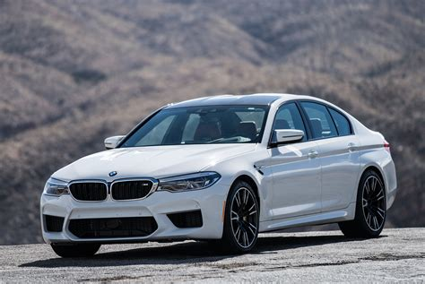 2018 Bmw M5 Review • Gear Patrol