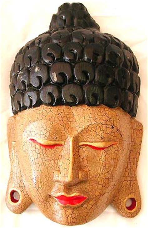 unique collectible religious art tan crack indonesian
