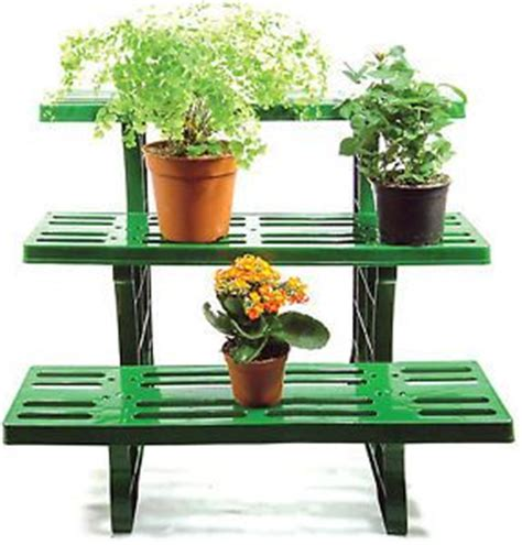 Plant Etagere Outdoor by 3 Tier Etagere Potted Plant Pot Garden Display