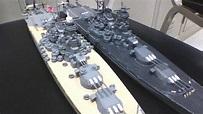 目前的 1/700 艦船建造進度 (圖多抱歉) - sidinei913的創作 - 巴哈姆特