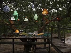 Guirlande Lumineuse Jardin : ambiance guinguette dans le jardin joli place ~ Melissatoandfro.com Idées de Décoration