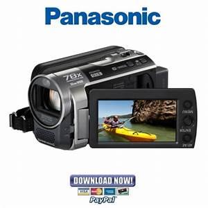 Panasonic Sdr-h100   H101 Service Manual  U0026 Repair Guide
