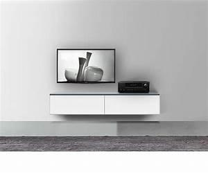Tv Board 120 Cm : h ngende lowboards 120 300 cm breite in 30 farben ~ Frokenaadalensverden.com Haus und Dekorationen