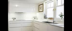 Küche Weiß Hochglanz : k che hochglanz wei aus mineralstoff mtb schreinerei ~ Watch28wear.com Haus und Dekorationen