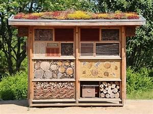 Bauen Auf Lehmboden : insektenhotel im garten bauen platzieren und gestalten ~ Markanthonyermac.com Haus und Dekorationen