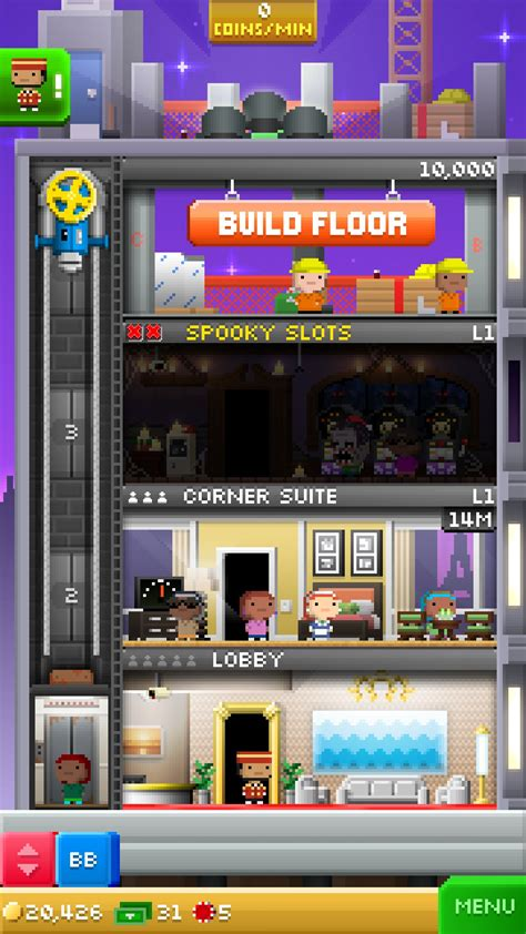 tiny tower floors vegas tiny tower vegas for android free tiny