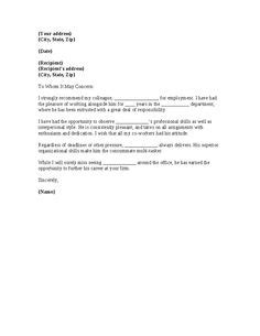 sample character reference letter ideas   house