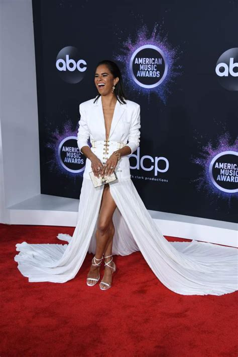 Dlisted   Misty Copeland arrives at the 2019 American ...