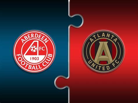 Aberdeen FC forge alliance with Atlanta United - Coliseum