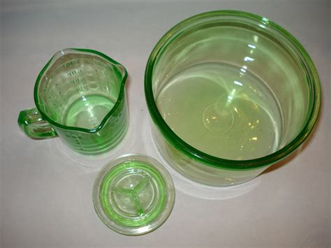 depression glass green depression glass collectors weekly