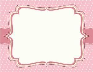 Etiqueta baby shower niña rosa Girl Baby Shower Pinterest Etiquetas baby shower, Baby