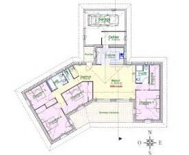 Plan Grande Maison : grande maison contemporaine de plain pied provence maisons ~ Melissatoandfro.com Idées de Décoration