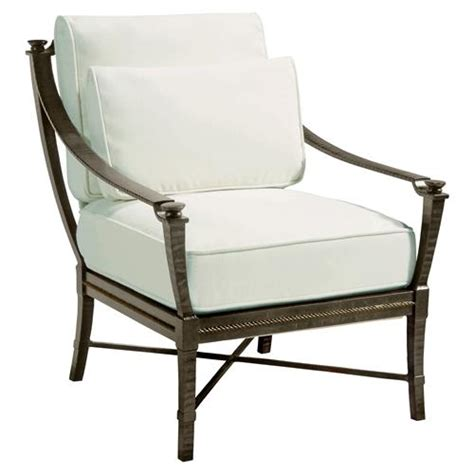 modern metal white outdoor arm chair kathy