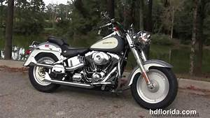 Used 2002 Harley Davidson Fatboy Motorcycles For Sale