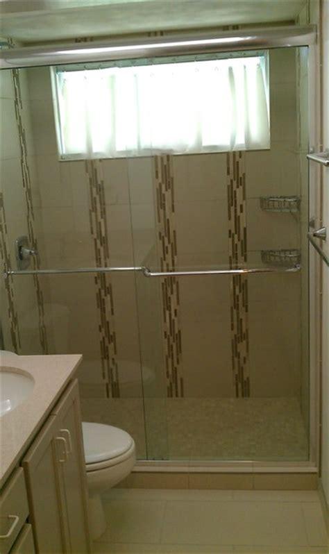 bathroom tub  shower conversion contemporary