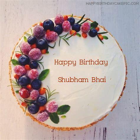 birthday cakes  shubham bhai