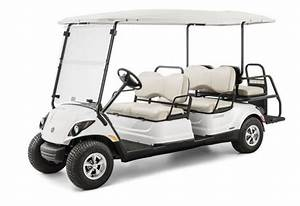 Yamaha G22 Golf Cart Specifications