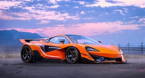 Super Car, Vehicle, Car, McLaren 570S, McLaren Wallpapers ...