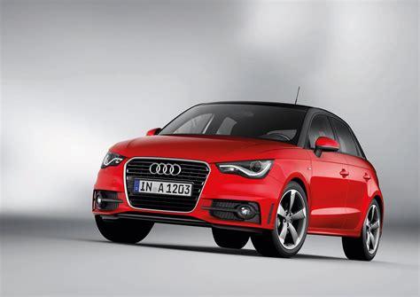 Audi A1 Sportback Car Body Design