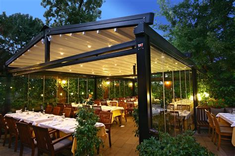 pergolas blind elegance cafe outdoor blinds northern beaches