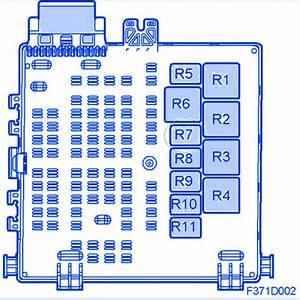 Saab Xwd 2005 Main Fuse Box  Block Circuit Breaker Diagram  U00bb Carfusebox