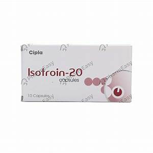 Isotroin 20mg Cap