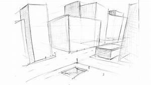 Architektur Haus Zeichnen : architektur studieren zeichnen lernen grundlagen perspektive 4 5 mappe mappenkurs youtube ~ Markanthonyermac.com Haus und Dekorationen