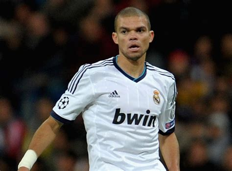 Manchester City target Real Madrid defender Pepe to help ...