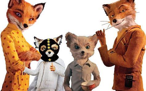 fantastic  fox famille animation comedie renards