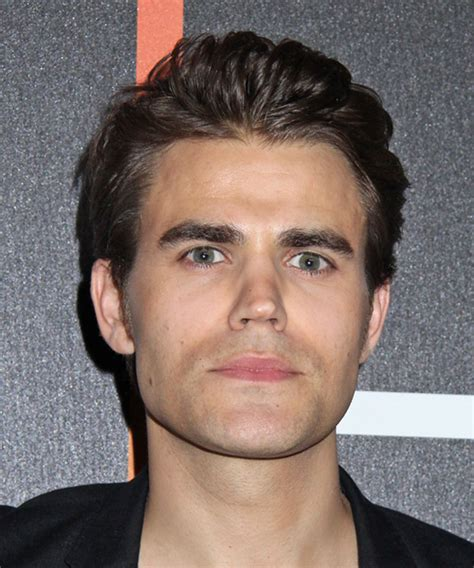 11 paul wesley hairstyles hair cuts and colors